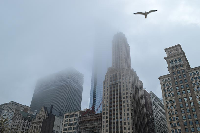Chicago fog (via HelloChicago.fr)