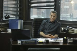 Jason Beghe dans Chicago Fire - saison 1
