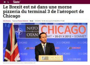 Slate : le Brexit est né à Chicago (via HelloChicago.fr)