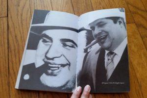 Al Capone et Chris W. Knight