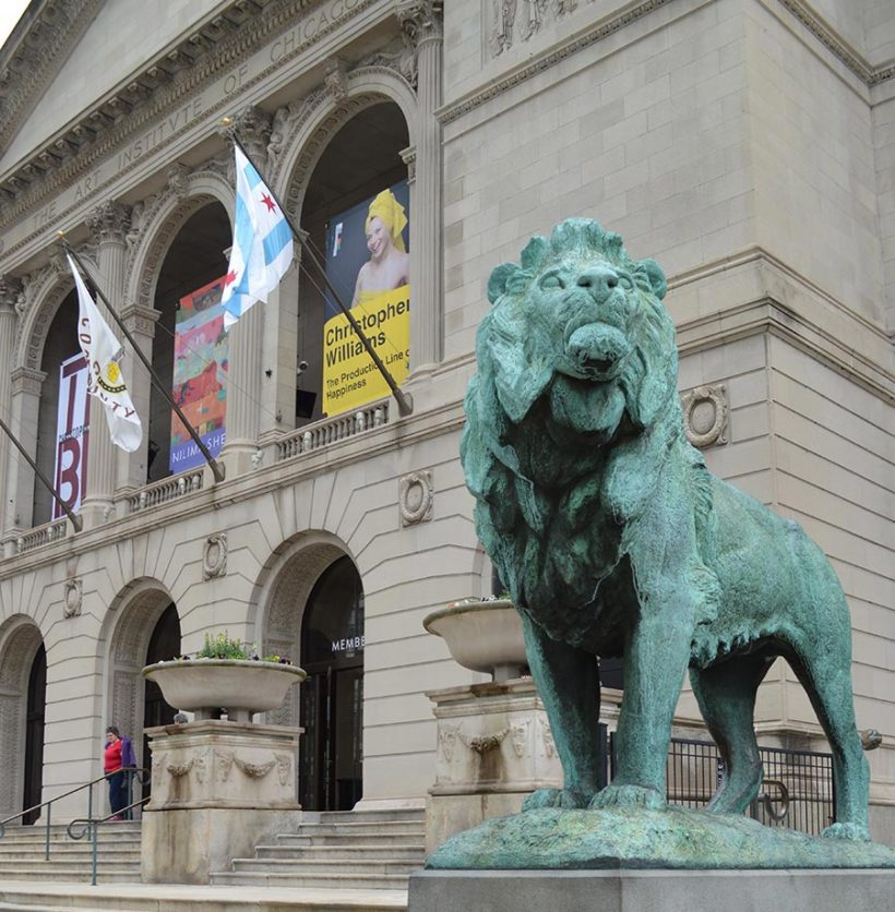 Art Institute of Chicago (via HelloChicago.fr)