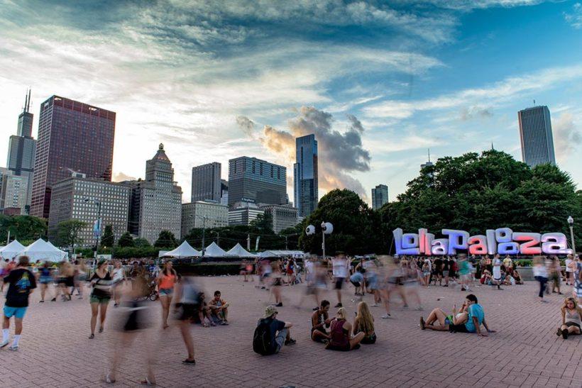 Festival Lollapalooza 2016 à Chicago