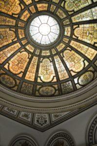 Dome du Cultural Center de Chicago
