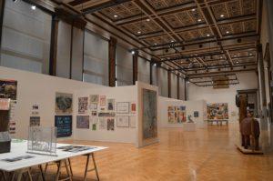 Expositions au Cultural Center