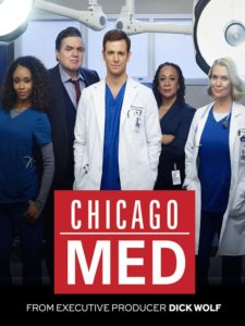 Chicago Med avec Laurie Holden