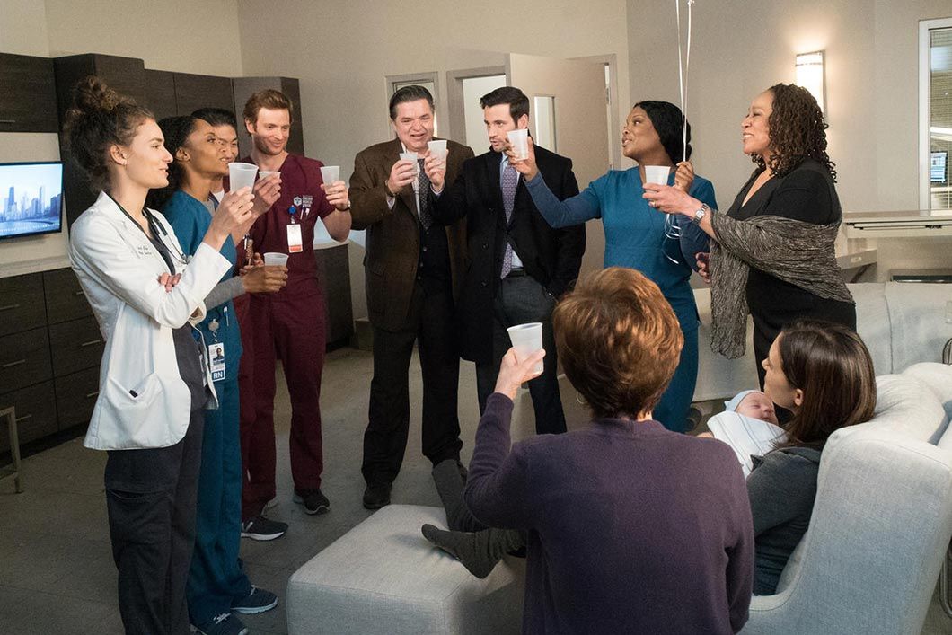 Chicago Med - saison 1 (via hellochicago.fr)