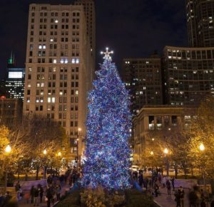 Christmas Tree de Chicago