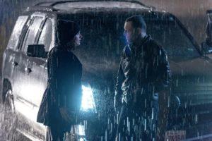 Sophia Bush et Jason Beghe dans la saison 3 de Chicago P.D.