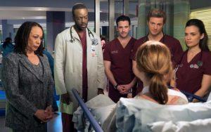 Saison 2 de Chicago Med avec Ato Essandoh