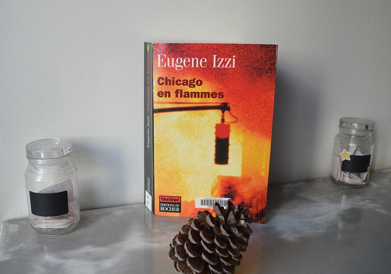 Chicago en flammes d'Eugène Izzy (via hellochicago.fr)