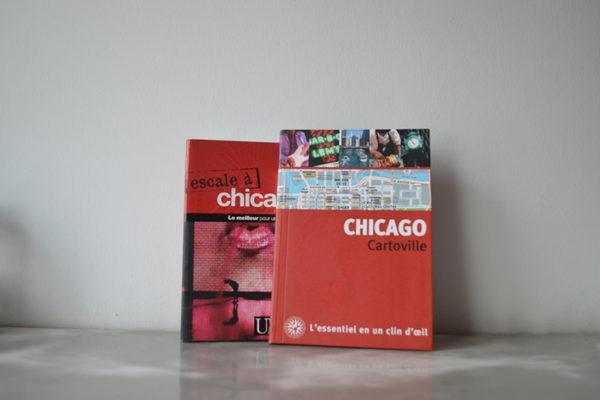 Guides de voyage pour Chicago (via hellochicago.fr)