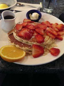Pancakes chez Yolk