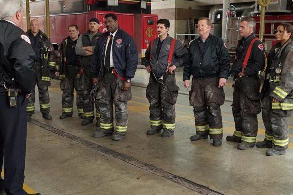 Saison 3 de Chicago Fire