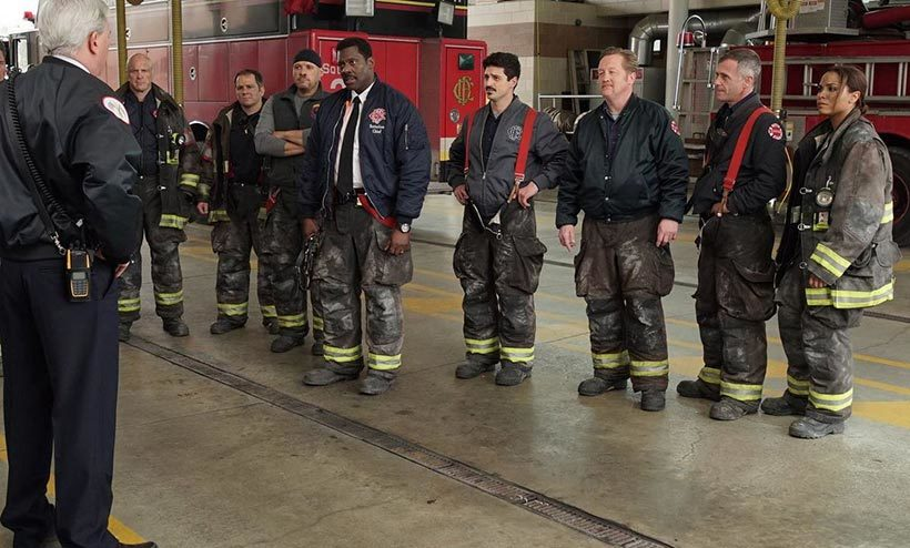 Saison 3 de Chicago Fire