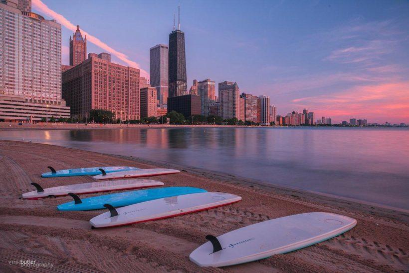 6 activités à faire en été à Chicago