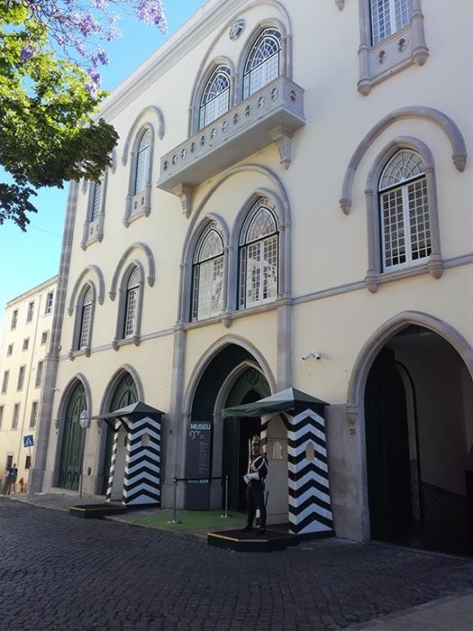 Guarda Nacional Republicana Lisboa