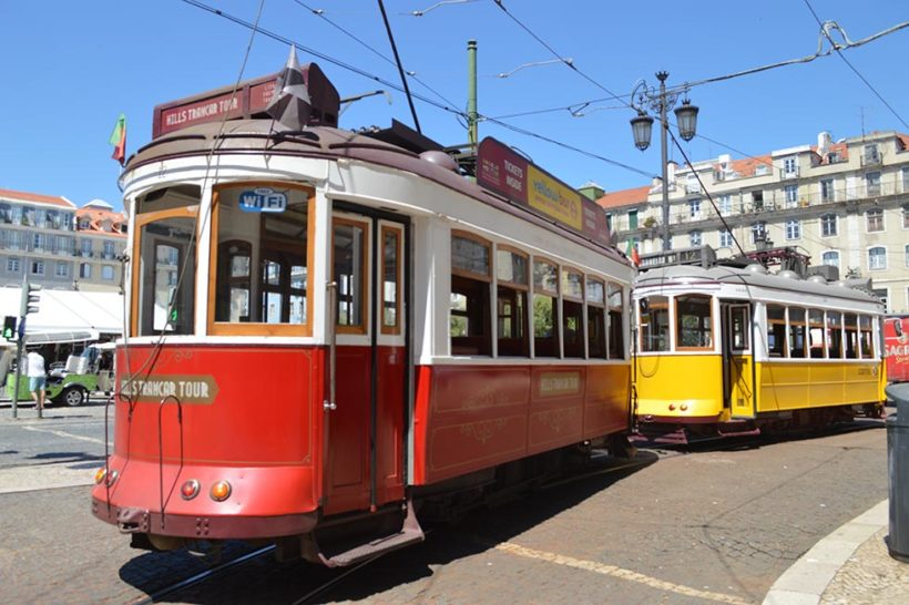 Lisbonne Trams