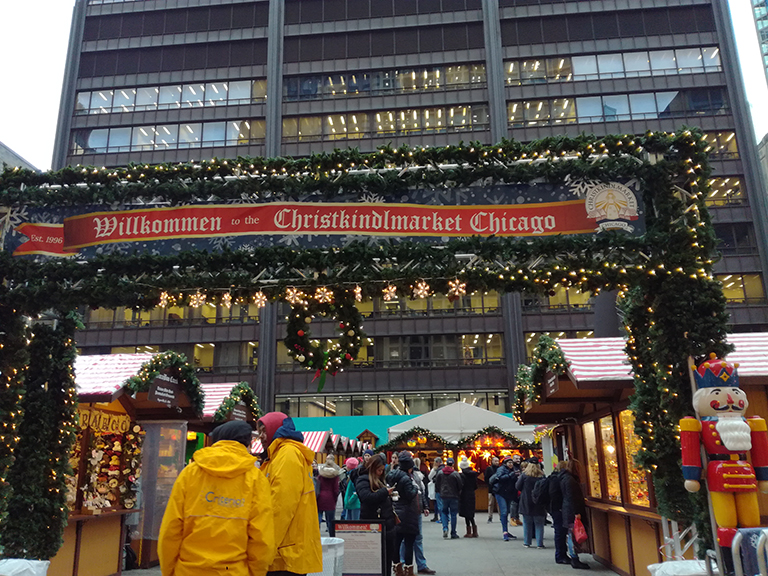 Chicago Christkindlmarket
