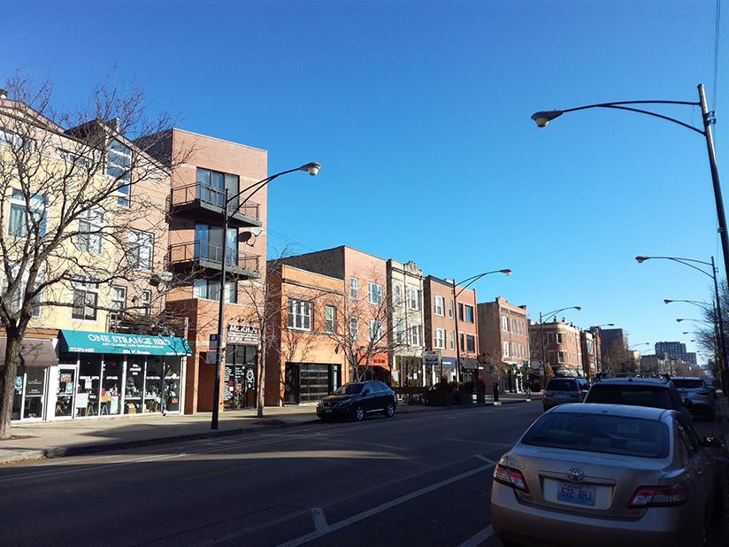 Chicago Division Street
