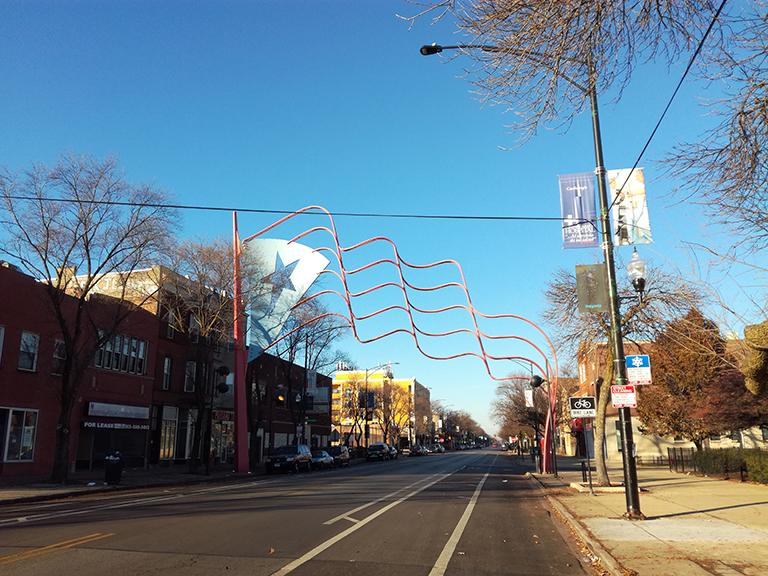 Division Street - Chicago