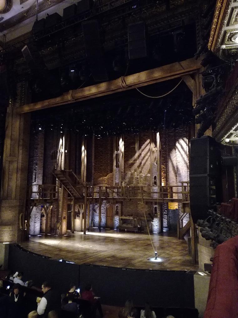 CIBC Theatre de Chicago pour Hamilton