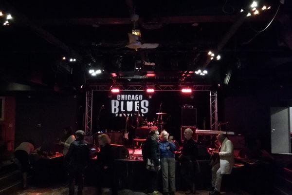 Chicago Blues Festival - New Morning à Paris