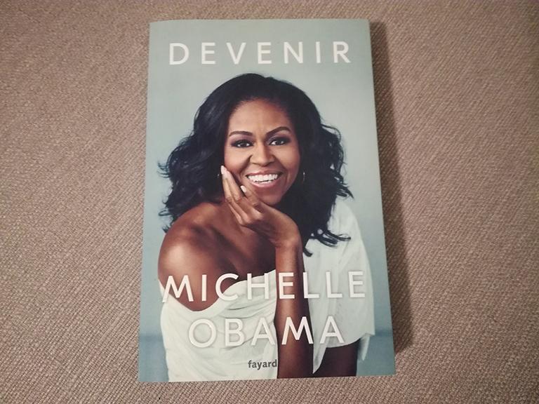 [Lecture] Devenir de Michelle Obama