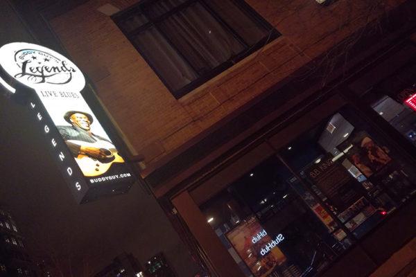 Buddy Guy's Legends à Chicago
