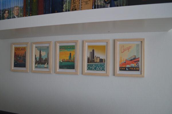 Cartes postales Chicago