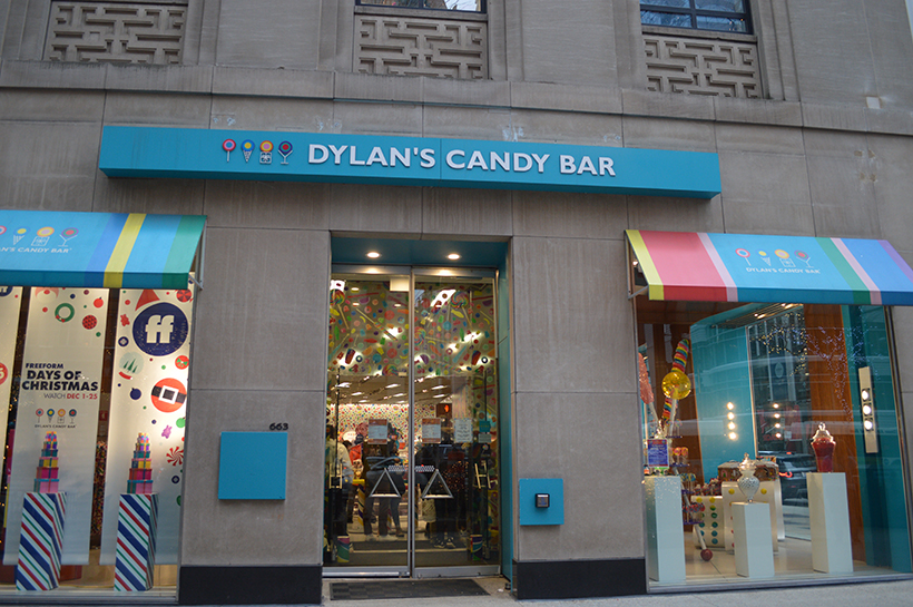 Dylan's Candy Bar à Chicago