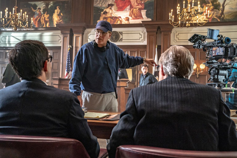 Aaron Sorkin - The Trial of the Chicago 7