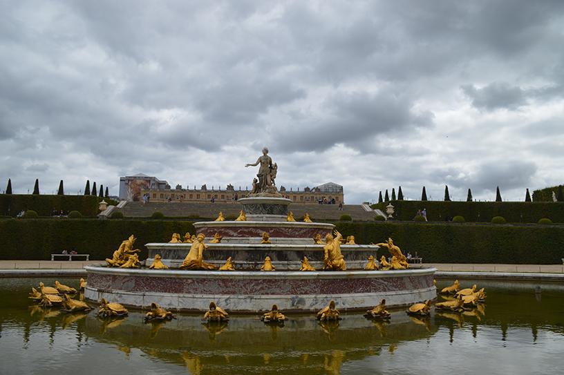 Fontaine Château de Versailles