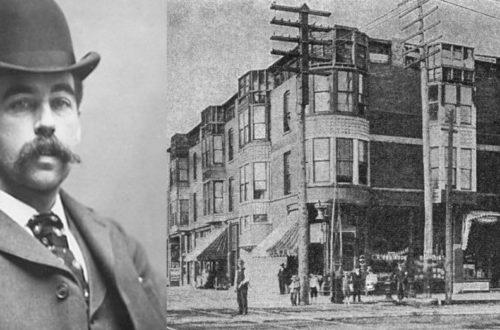 HH Holmes et son Château des meurtres à Chicago