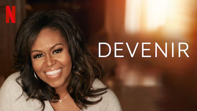Documentaire Netflix sur Michelle Obama